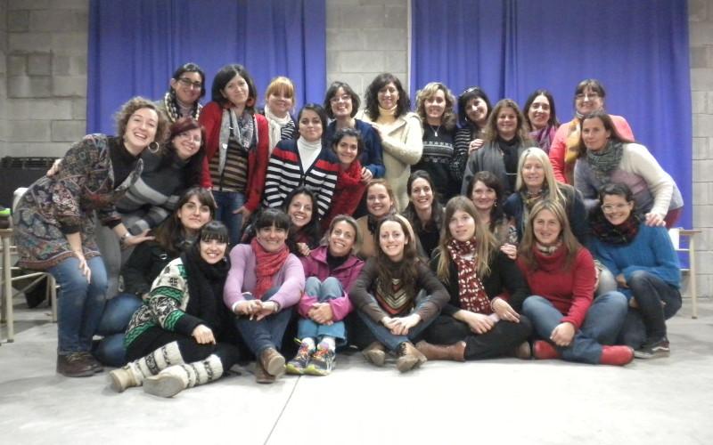 CURSO Iniciación LANÚS 2013