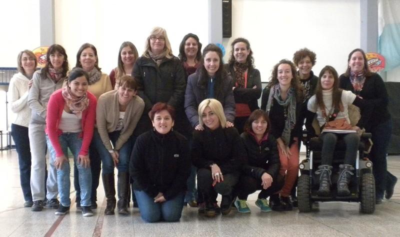 CURSO Inst. Fátima Cipolletti 2015