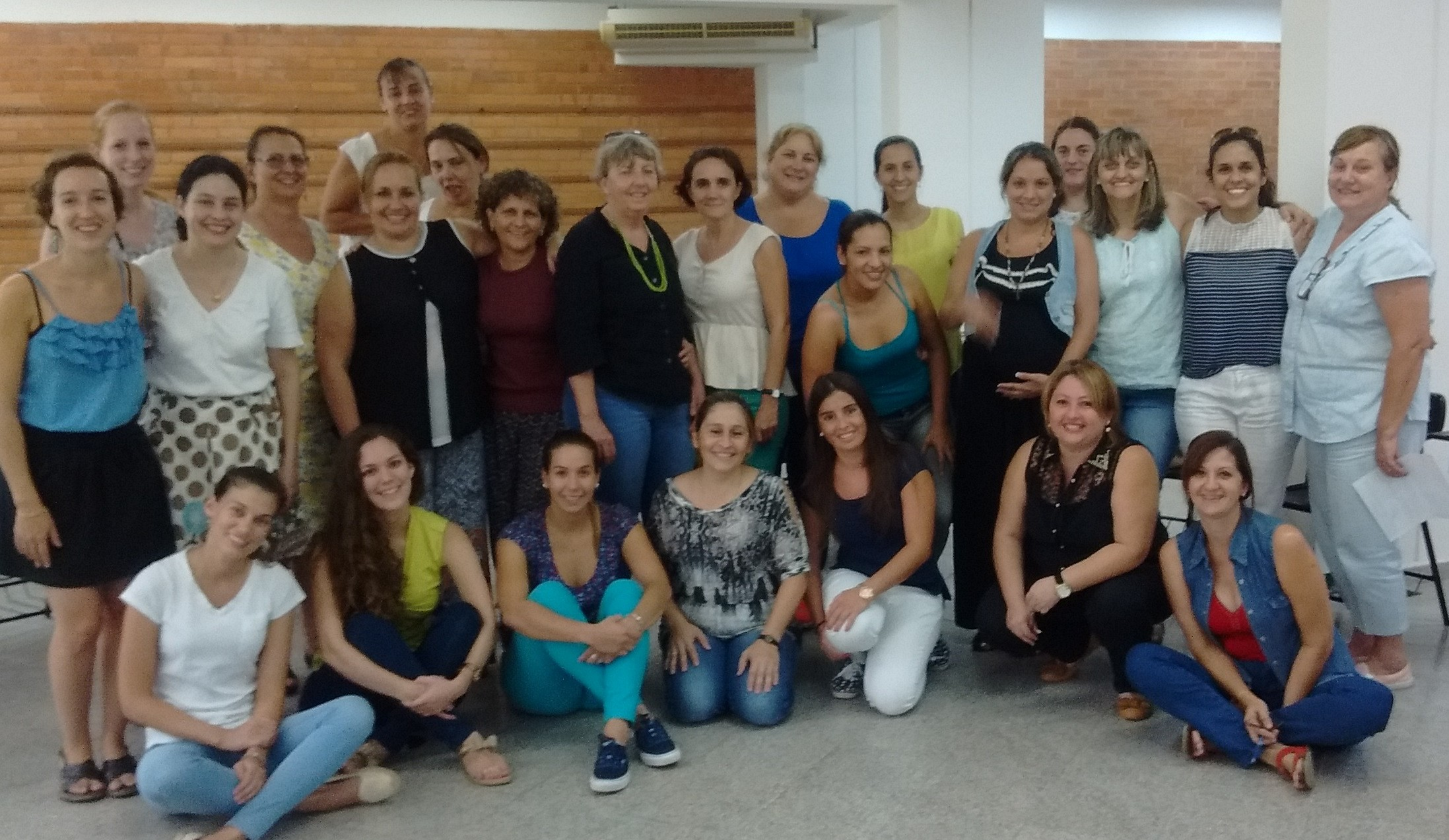 CAPACITACIÓN Paraguay 2016