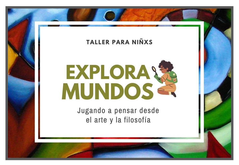 Taller EXPLORA MUNDOS